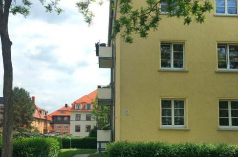 Langestraße, Dresden Löbtau/Naußlitz
