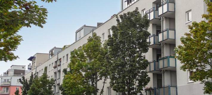 Dresden   Friedrichstadt - Behringstraße